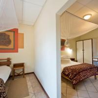 Standard Δίκλινο Δωμάτιο - με 1 διπλό ή 2 μονά κρεβάτια