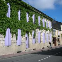Hotel Pictures: Hôtel Le Cheval Gris, Mirambeau