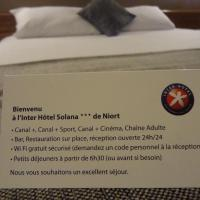 Hotel Pictures: Inter-Hotel Le Solana, Niort