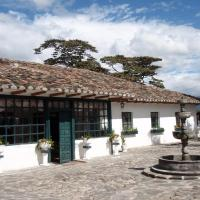 Hotel Pictures: Hacienda La Banda Occidental, Urcuquí