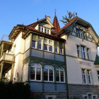 Hotel Pictures: Hotel Garni Villa Rosengarten, Überlingen