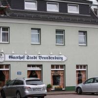Hotel Pictures: Gasthof Stadt Brandenburg, Lutherstadt Wittenberg