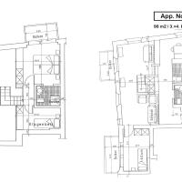 Three-Bedroom Apartment with 3 Balconies (4 Adults)