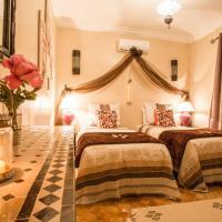 Jacaranda Twin Room