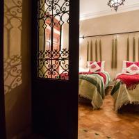 Zitoune Twin Room