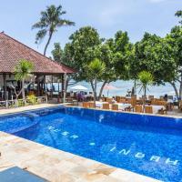 ホテル写真: ヌサ インダ バンガロー, レンボンガン島
