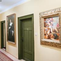 Hotelbilleder: Villa Glas, Erlangen
