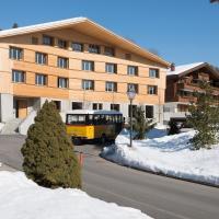 Hotel Pictures: Youth Hostel Gstaad Saanenland, Saanen