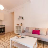 Three-Bedroom Apartment - Comte Borrell, 41