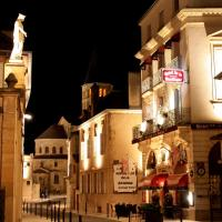 Hotel Pictures: Hotel De La Basilique, Paray-le-Monial