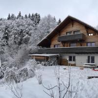 Hotel Pictures: Chalet OTT - apartment in the mountains, Saint-Cergue