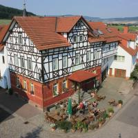 Hotel Pictures: Landhotel Zur Grünen Kutte, Bernshausen