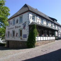 Hotelbilleder: Hotel Schwalenberger Malkasten, Schieder-Schwalenberg