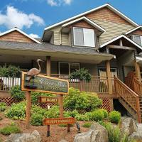 Zdjęcia hotelu: Ocean Mist Guesthouse, Ucluelet
