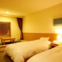 Single Room with Tatami Area and Park View
