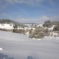 Hotelbilleder: Ferienwohnung am Sägberg, Oberkirnach