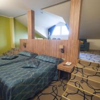 Deluxe Twin Room with Spa Access