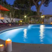 Hotel Pictures: Abahana Villa Portet, Moraira