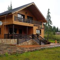 Six-Bedroom Chalet with Balcony