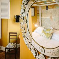 King Room with Four Poster Bed - Ground Floor