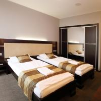 Executive Double or Twin Room with Pool Access