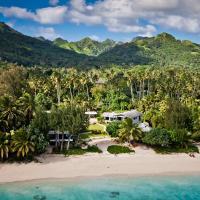 Hotel Pictures: Aroa Beachside Inn, Rarotonga