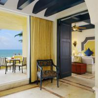 Ocean Front Master Suite Two Bedroom with Terrace