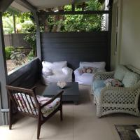 Studio Apartment with Garden View
