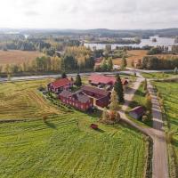 Hotel Pictures: Lemettilä Countryside Accommodation, Petäjävesi