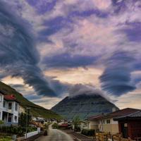 Foto Hotel: Eysturland Lodge, Klaksvík