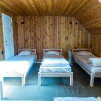 Dormitory Room (4 - 7 Adults)