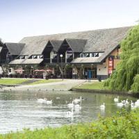 Premier Inn Milton Keynes East - Willen Lake