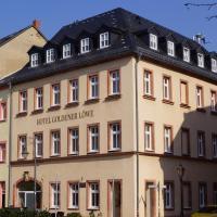 Hotelbilleder: Hotel Goldener Löwe, Waldheim