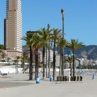 Hotel Pictures: Apartamentos Beni-Beach, Benidorm