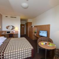 Double Room with Balcony and Air-conditioning