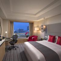 Premier Double Room with Club Lounge Access and Free Wifi