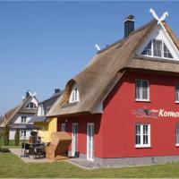 Hotel Pictures: Ferienhaus Kormoran, Glowe