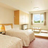 Twin Room with Tatami Area and Extra Futon