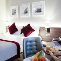 Hotel Pictures: Hotel Inn Design Saint Brieuc Plerin, Plérin