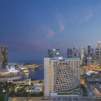 Marina Bay View Room Twin