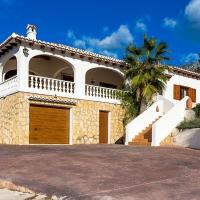 Hotel Pictures: Apartment with pool, near the beach in Moraira, Moraira