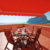 Hotel Pictures: Apartment with garden in Calpe, Moraira