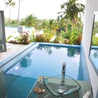 Superior Double Room with Sea View and Private Pool