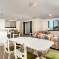 Three-Bedroom Apartment - Ocean Front at Paloma Building