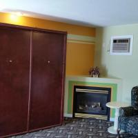King and Queen Suite and Fireplace