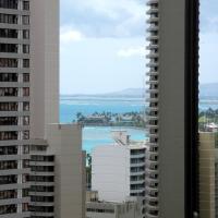 Great Studio with View in Waikiki