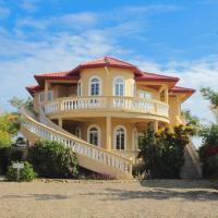 Blue Parrot Beach house