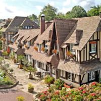 Hotel Pictures: Hostellerie de la Vieille Ferme, Criel-sur-Mer