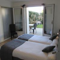 Ground Floor Double Room with Garden View