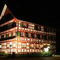 Hotel Pictures: Pension & Steakhaus Frohsinn, Uttwil